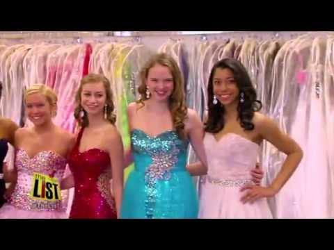 Synchronicity Boutique Showing their Selection of Prom Dresses in Maryland on TheList.tv