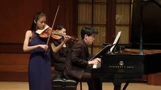 BACH Sonata in E major, BWV 1016