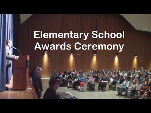 2015 Tri County Science & Technology Fair Elementary School Awards Ceremony