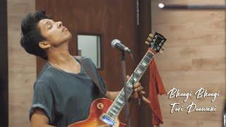 Bheegi Bheegi | Teri Deewani | cover by The Mixtape