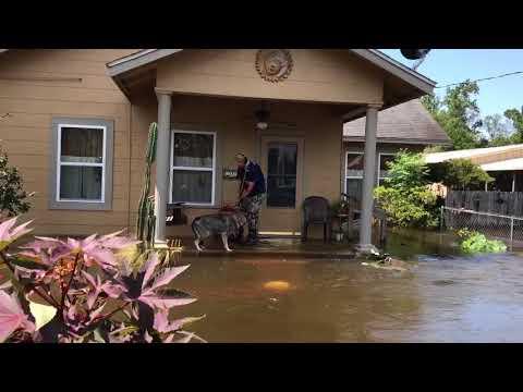 Hurricane Harvey Rescue Operations, Beaumont, TX