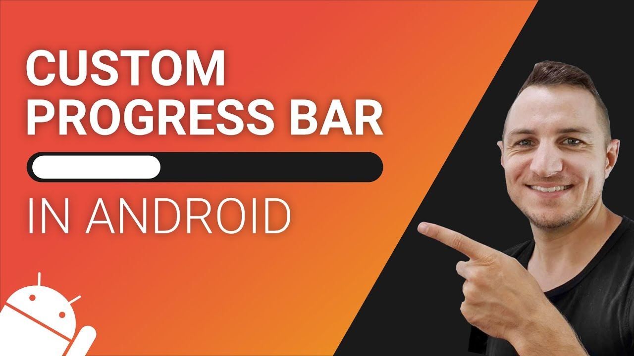 Android Custom Progress Bar and Alert Dialogs - Easy implementation and code