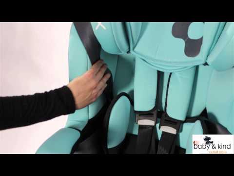 Car Seat Nania Instructions
