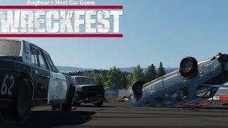 ☆Wreckfest Multiplayer - Next Car Game ☆Co Ja Zrobiłem że się .....!  ☆