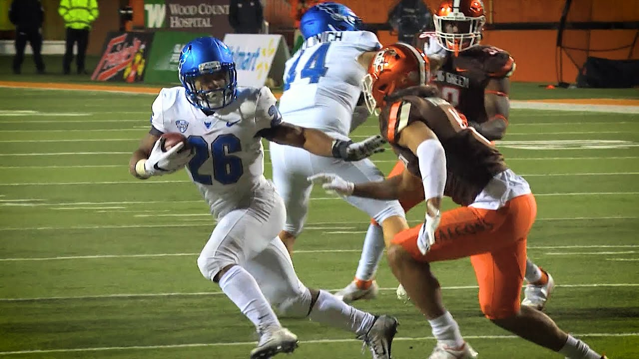 UB Football vs Bowling Green Recap