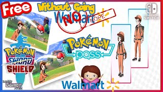 Get the Walmart Trainer Outfit FREE In Pokemon Sword and Shield WITHOUT GOING GPS Spoof Guide
