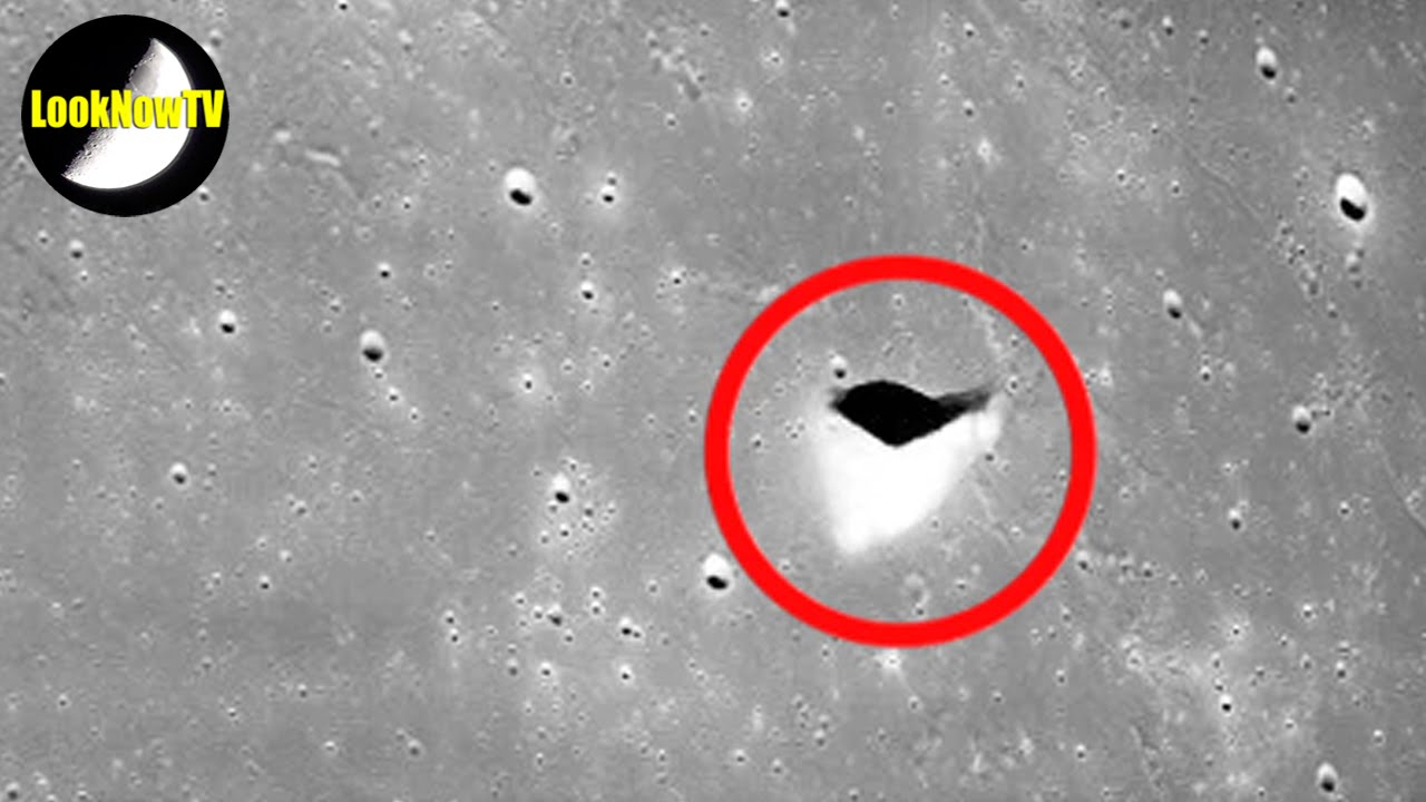 UFO Sightings Mysterious Moon Structure Mars Objects Found ...