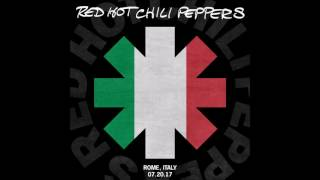 Red Hot Chili Peppers - The Getaway [LIVE Rome, IT - 20/07/2017]