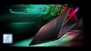 разборка (upgrade) ноутбука ASUS GL702VM
