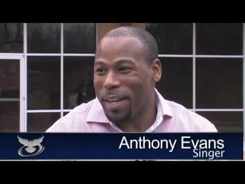 Meet Anthony Evans