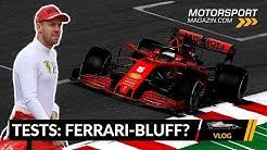 5. Testtag: Blufft Ferrari nur? - Formel 1 2020 (VLOG)