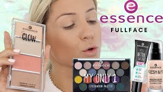 ONE BRAND MAKEUP TUTORIAL: ESSENCE || GIO DREVELI ||