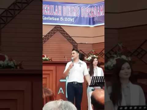 Asmirandah & Jonas Rivanno - Kita So Janji Pa Tuhan