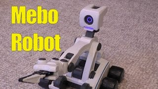 Mebo Robot, Full Review - Robotic Claw That Streams Video from Skyrocket Toys