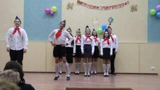 Скачать День Учителя 11 класс Красавчики 1 часть