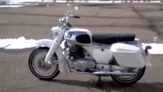 1965 Honda Dream