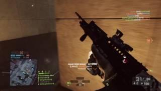 Battlefield 4/ Rush Gameplay