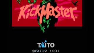 Kick Master (nes) Music - Sector 1 The Witches Forest
