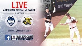 2019 American Baseball Championship: No. 4 UConn vs. No. 8 Wichita State