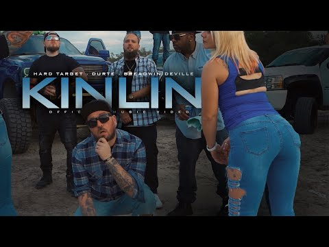Смотреть клип Hard Target X Durte X Breadwin - Kinlin'