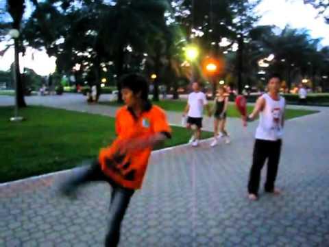 video vui của clb võ thuật ttld    Trang 3
