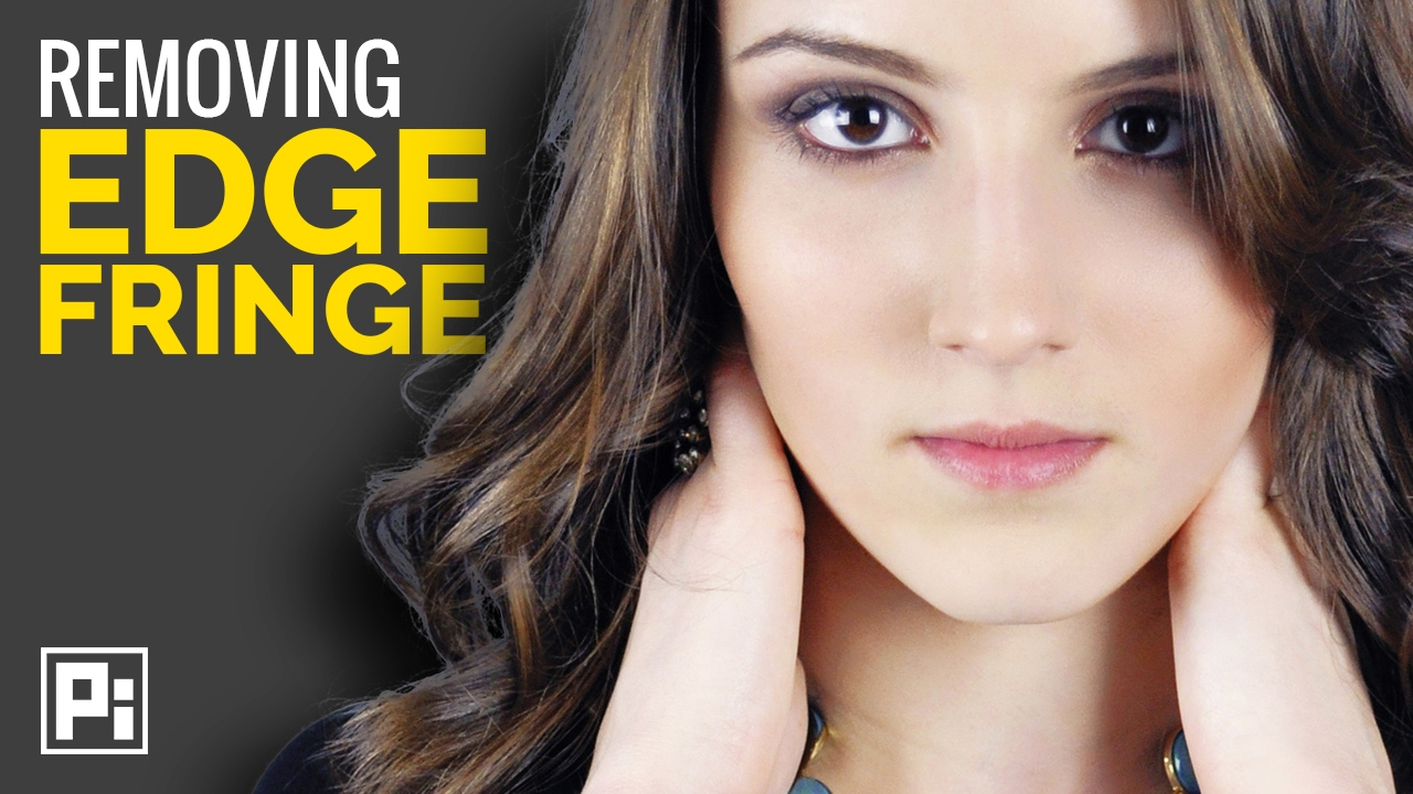 Selecting Hair in Photoshop CC 2017 #2 | Removing Edge Fringe