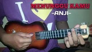 Download lagu ANJI - MENUNGGU KAMU (cover kentrung by Dark Stream)