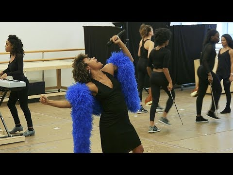 LaChanze and Ariana DeBose Get Ready for Summer: The Donna Summer Musical