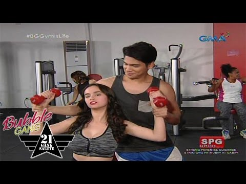 Bubble Gang: Gym is life