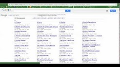 How to Search for Old Newspaper Articles in the Google News Archive