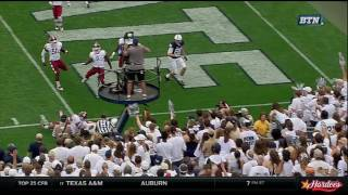 Trace mcsorley rushing td vs. temple