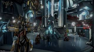 Moment of Silence in Warframe for TotalBiscuit