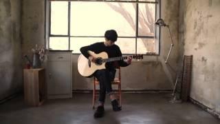 (Sungha Jung) Harmonize -  Sungha Jung (Baritone Guitar)