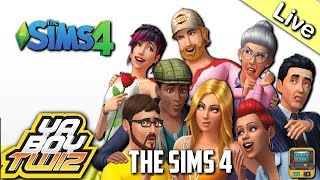 🔴 The Sims 4: First time- Come Chill