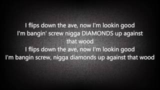 UGK - Diamonds & Wood Lyrics HQ
