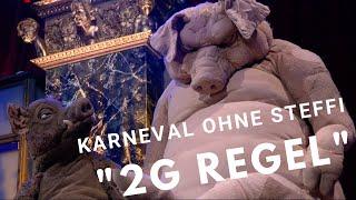Die Schweine Steffi und Torsten über die 2G-Regel