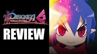 Disgaea 6: Defiance of Destiny Review - The Final Verdict (Video Game Video Review)