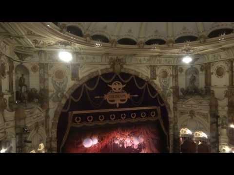 Inside The Coliseum Theatre On London's West End !