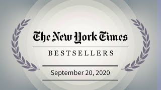 The New York Times Best Sellers Weekly Ranking - September 20, 2020