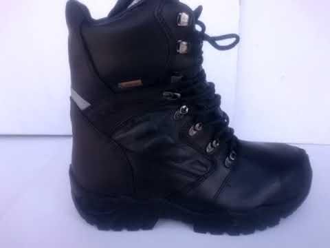 8aaf0e235 COFRA Frejus – Zimná pracovná obuv S3 CI GORE-TEX - YouTube