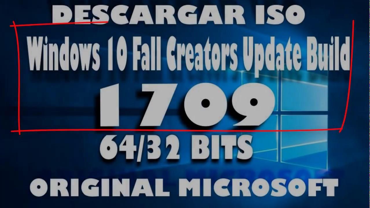windows 1709 iso 64 bit