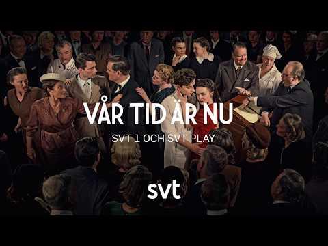 Vår tid är nu - ny dramaserie på SVT
