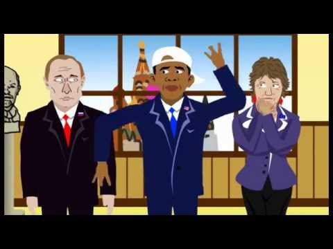 "Obama Rap and EU-Sanction Fail (from ""Crimean Fairlytales"" - 2014)"
