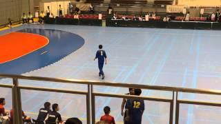 第68回 国体ハンドボール少年男子 北海道 vs 茨城県 (4)
