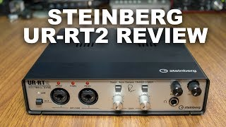 Steinberg UR-RT2 USB Audio Interface Review / Test