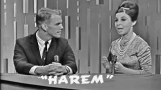 PASSWORD 1963-07-22 Eydie Gorme & Hugh O'Brian