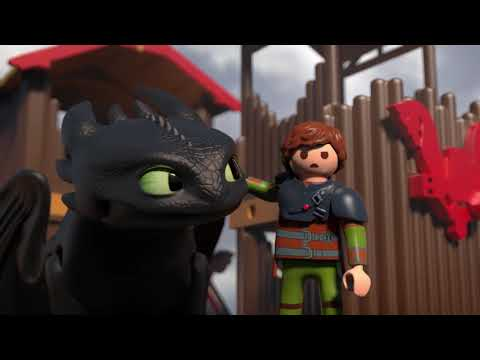 DreamWorks Dragons 3 By Playmobil Videos For Kids