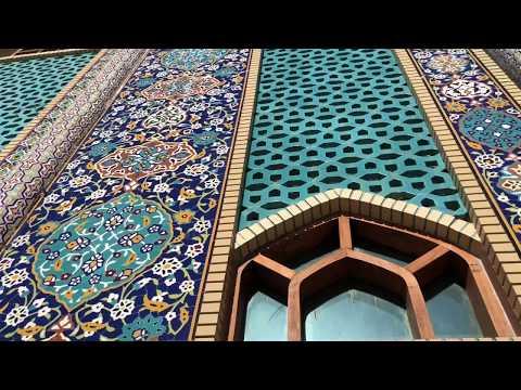 Iranian Mosque in Bur Dubai.