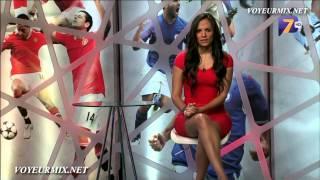 Aline Arnot Rojo Piernotas HDTV