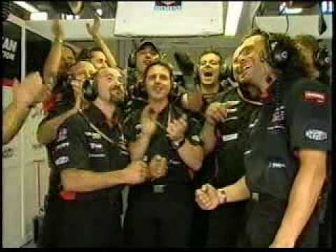 Jos Verstappen Pole 2003 Magny Cours